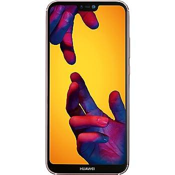 Huawei P20 Lite 64 GB/4 GB Dual SIM Smartphone - Sakura Pink (West European Version)