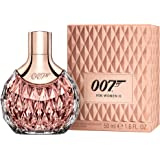 James Bond 007 for Women – Eau de Parfum Natural Spray II – Blumig, orientalisches Damen Parfüm - perfekter, langanhaltender Tagesduft – 1er Pack (1 x 50ml)