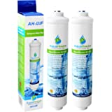 2x AquaHouse UIFL Compatibile Filtro Frigorifero acqua filtro frigorifero LG 5231JA2010B BL9808 3890JC2990A 3650JD8050A…