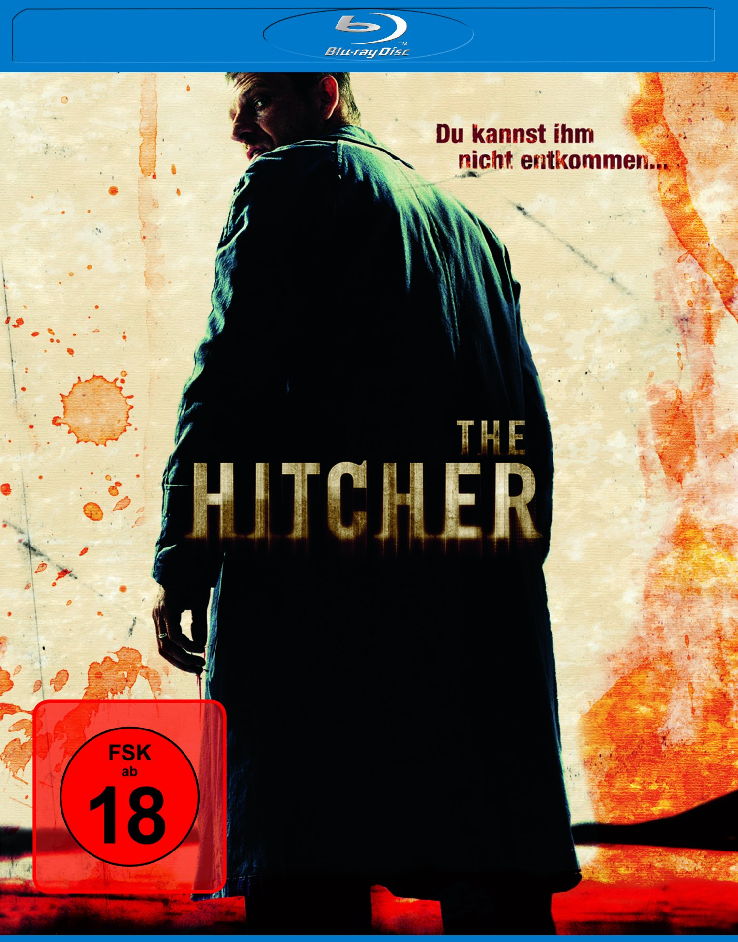 The Hitcher [Edizione: Germania]