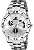 Espoir Chronograph NOT Working Analog White Dial Men's Watch - ES 109
