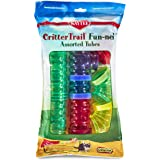 Kaytee/Superpet & Cages - Tubos de plástico de colores que se conectan para formar túneles para animalitos, 16 unidades