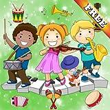 Musik Spiele für Kleinkinder und Kinder : Musikinstrumente entdecken und ihre Geräusche ! KOSTENLOS