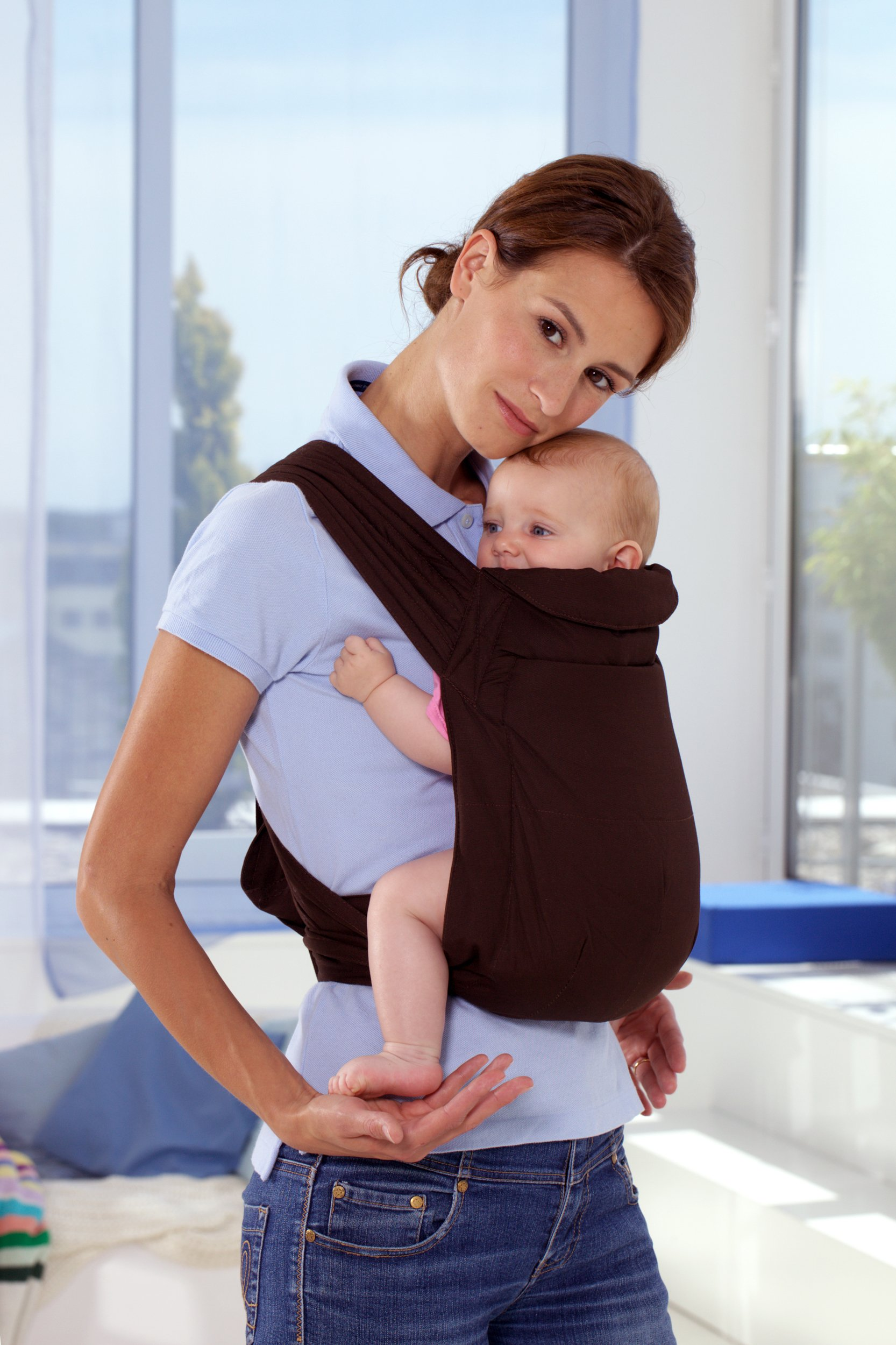 Amazonas Mei Tai Asian Traditional Baby Carrier  Available in 2 designs Carrier can be reversed Easy to put on 11