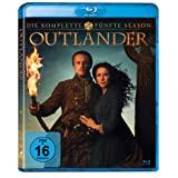 Outlander - Die komplette fünfte Season [Blu-ray]