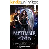 Changelings, Fées et Cie (September Jones t. 4) (French Edition)