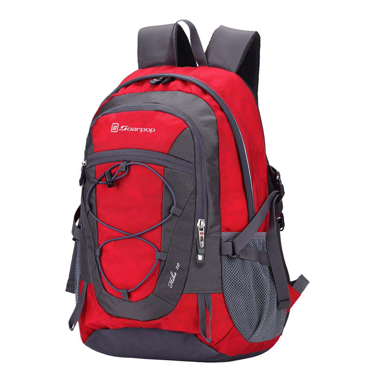 f5afb7bb6828a Soarpop Ultraleichter Outdoor-Sport Rucksack Wanderrucksack  Trekkingrucksack für Camping