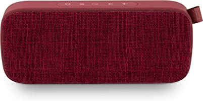 Energy Sistem Fabric Box 3 + Trend Cherry Portable Speaker, Red - 446520