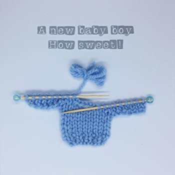 8910f205e New Baby Boy Card - Congratulations On The Birth Of Your Brother ...