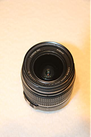 Canon EF S 18 55mm F/3.5 5.6 1:3.5 5.6 is Zoom Lens for Canon DSLR Camera