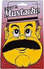 Party Butiko Black Party Moustache