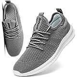 FUJEAK Zapatos para Correr para Hombre Zapatos Casuales Transpirables para Caminar Zapatillas Deportivas Deportivas Zapatilla