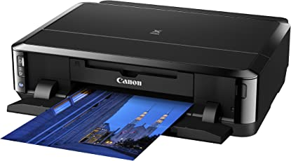 Canon Pixma iP7250 Farbtintenstrahl Drucker, schwarz