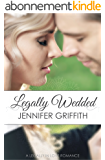 Legally Wedded: A Marriage of Convenience Romance (Legally in Love Book 1) (English Edition)