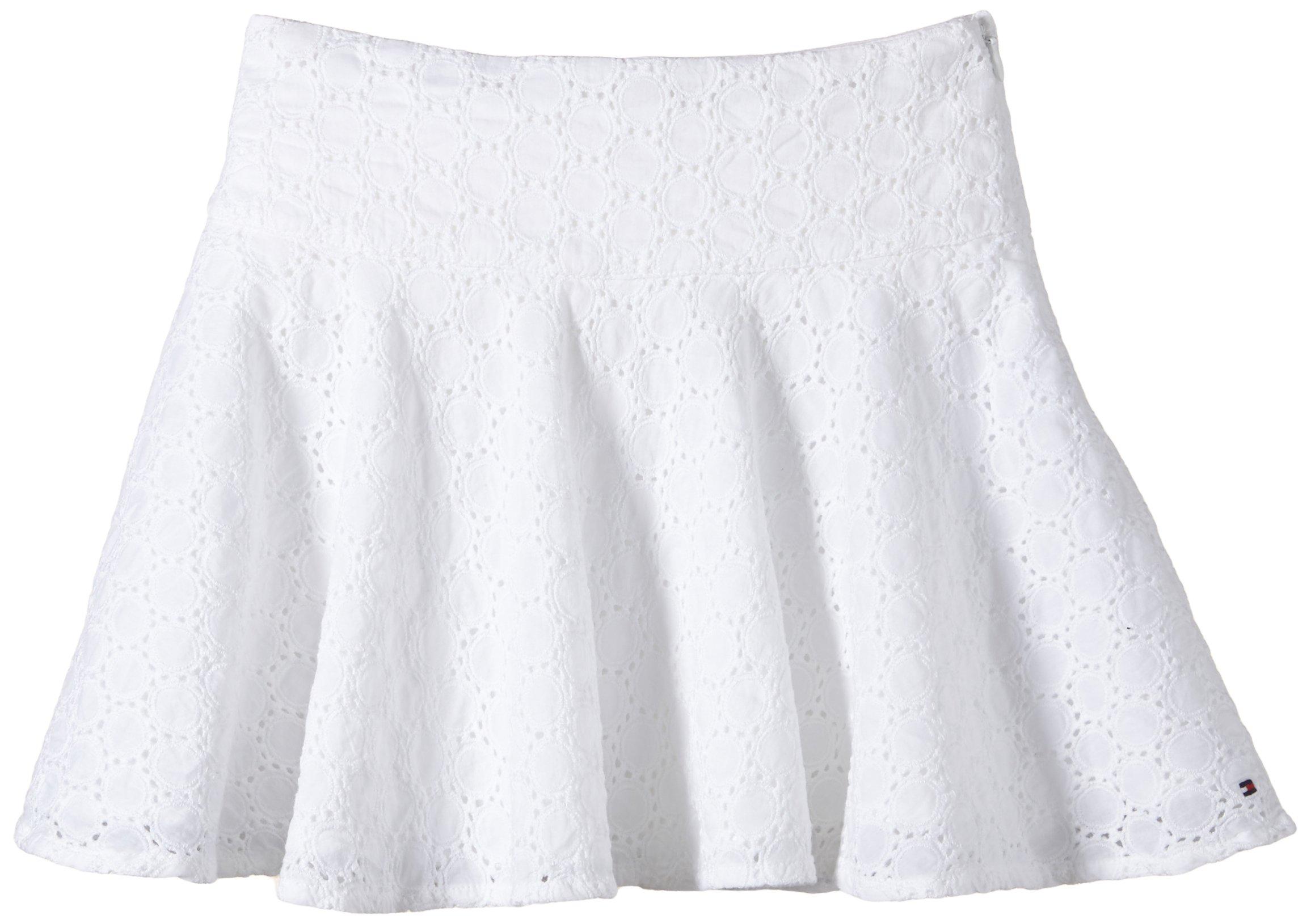 Tommy Hilfiger Kiley Broidery Skirt Falda para Niñas