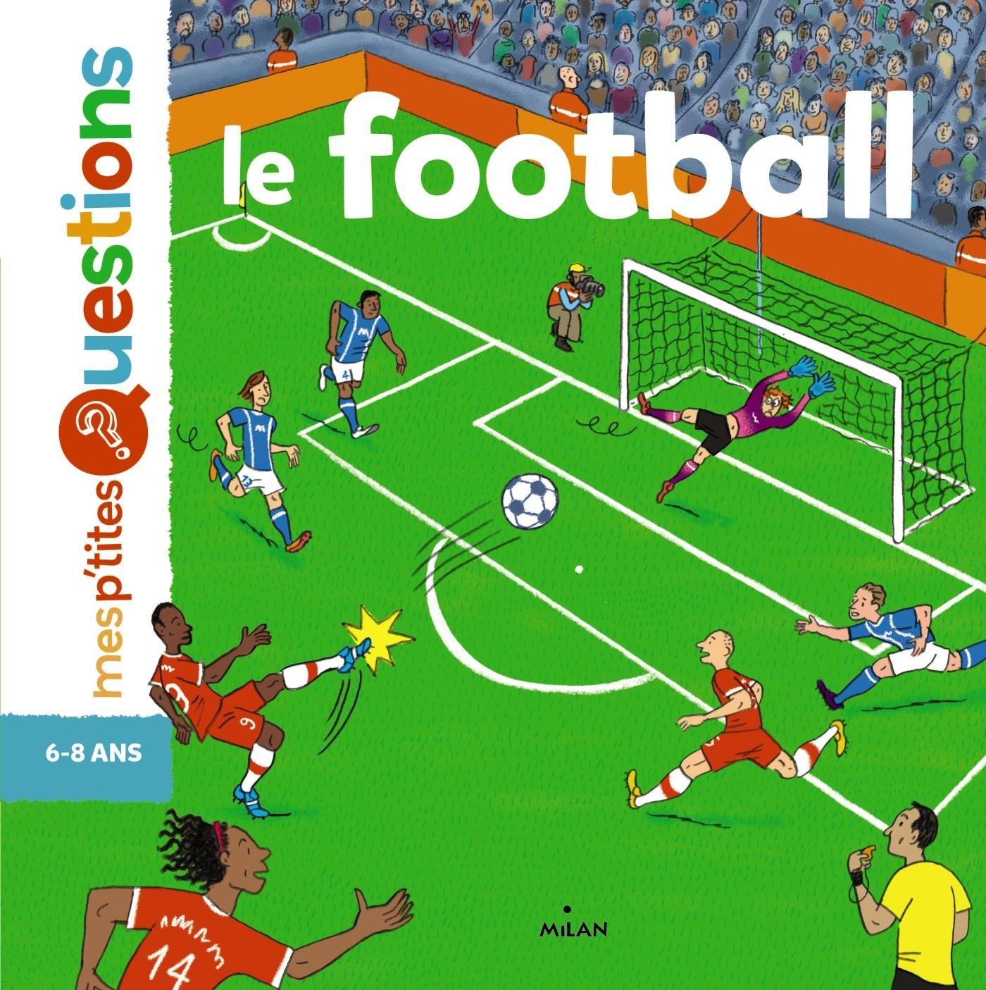 Le football por Stéphanie Ledu