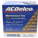 ACDelco Battery for Car Capacity 60Ah