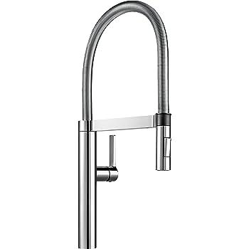 blanco 517597 blancoculina s robinet cuisine mitigeur monol vier avec douchette flexible. Black Bedroom Furniture Sets. Home Design Ideas