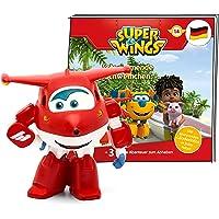 tonies Hörfigur für Toniebox, Super Wings – Schwimmende Schweinchen, Hörspiel mit 4 Geschichten für Kinder ab 4 Jahren…