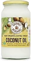 Raw Organic Extra Virgin Coconut Oil 1L Coconut Merchant
