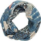 Fashionchimp® - Sciarpa da donna con stampa leopardata