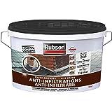 Rubson 1384556 Stop lekken alle dakplafonds (plat en hoek) zwart 1 kg