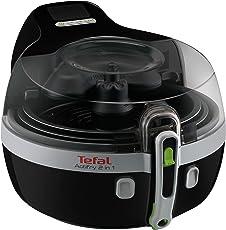 Tefal ActiFry YV960130 2in1 Heißluft-Fritteuse (1,5 kg Fassungsvermögen, 1.400 Watt, inkl. Rezeptbuch)