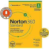 Norton 360 Standard 2021   1 Gerät   Antivirus   Unlimited Secure VPN & Passwort-Manager   1 Jahr   PC/Mac/Android/iOS…