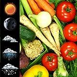 Widget de légumes frais...