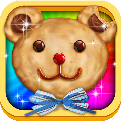 Cookie Dough Ice Cream (Cookie Mania - Free Cooking Game)
