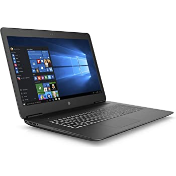 HP 17-AB301NA 17.3-inch Pavilion Power Gaming Laptop (Shadow Black) - (Intel Core i7-7500U, 8 GB RAM, 1 TB HDD, NVIDIA GeForce GTX 1050 2 GB Dedicated, Windows 10 Home)