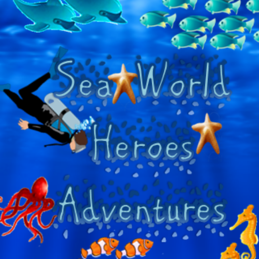 sea-world-heroes-adventures-game-free