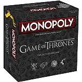 Winning Moves Monopoly 63447 Game of Thrones Iista, meerkleurig, zonder (Eleven Force)