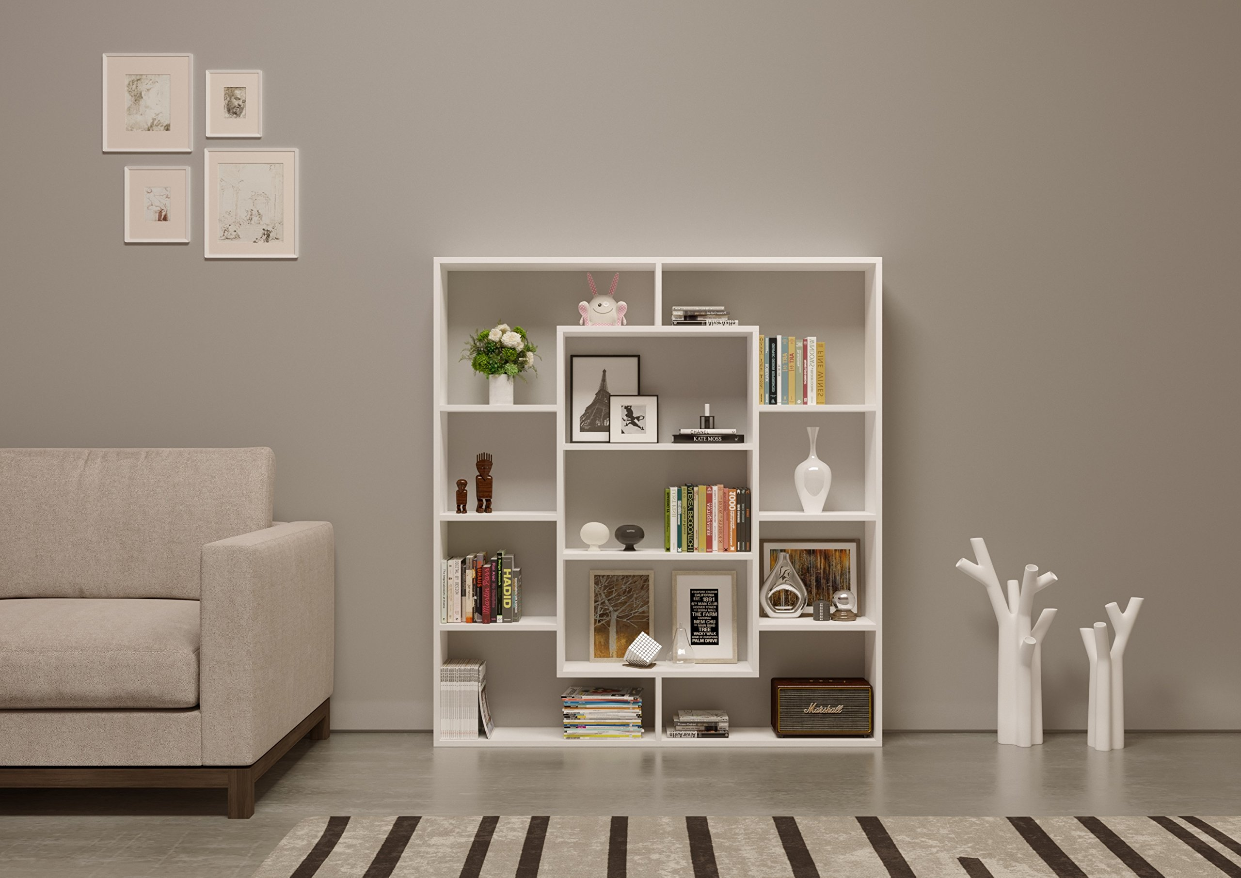 Librerie spazi originali per custodire i libri materialiedesign