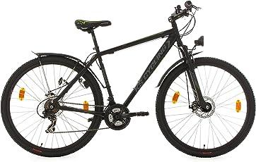 "KS Cycling Mountainbike Hardtail ATB Twentyniner 29"" Heist schwarz RH 51 cm Fahrrad"
