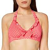 Pour Moi Hot Spots Halter Underwired Top Parte Superiore del Bikini Donna