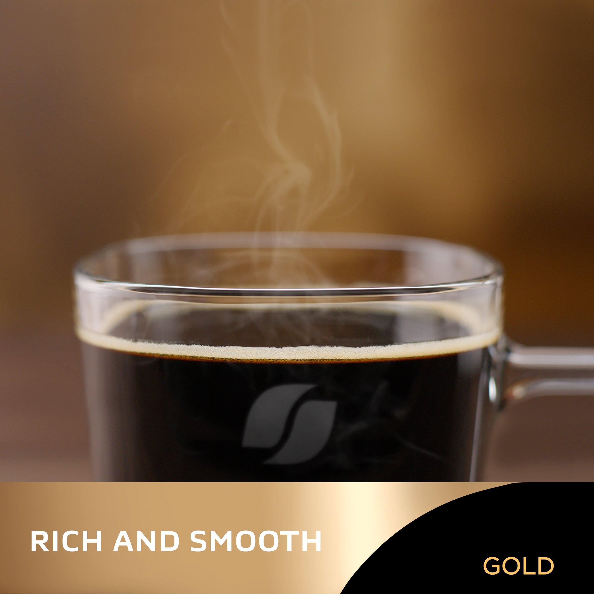 Nescafé Gold Blend Instant Coffee Refill 275 G Fresh