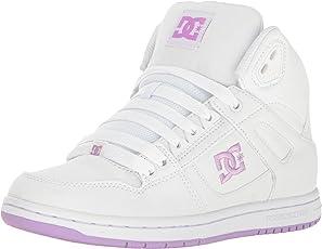 DC Women's Rebound High Tx J Wtl Sneakers
