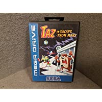 Taz In Escape From Mars [Megadrive FR]