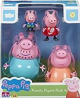 Peppa Pig Peppa Pig-6666 Pack 4 Figuras,, 0 (6666