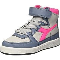Diadora Mi Basket II Jr, Sneaker a Collo Alto Bambino