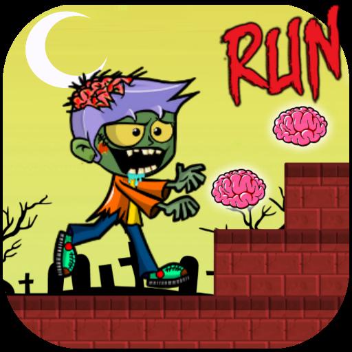 Zombie Run (Spiele Halloween Stickman)