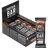 nu3 Barrette proteiche gusto Cioccolato - 12 x 50 gr - Snack proteico 40% Proteine con creatina monoidrato creapure…