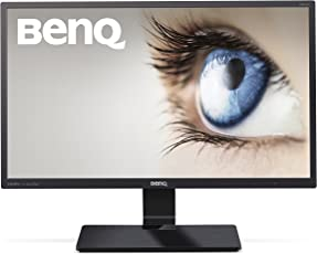 BenQ GW2470HL 24 Inch Full HD (1080P) LED PC Monitor with HDMI & VGA connectivity, Black