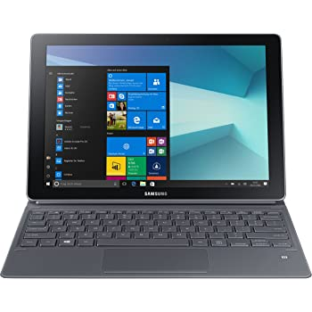 "Samsung Galaxy Book 12 LTE 256GB 3G 4G Silver tablet - tablets (30.5 cm (12""), 2160 x 1440 pixels, Multi-touch, Super AMOLED, Capacitive, 216 ppi) [GERMAN KEYBOARD]"