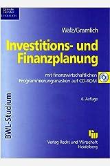 Investitions- und Finanzplanung Taschenbuch