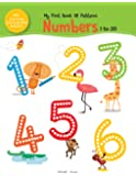 My First Book of Patterns Numbers 1 to 20: Write and Practice Patterns and Numbers 1 to 20 (Pattern Writing)