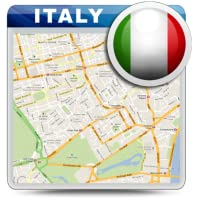 Italy offline map and guide (Free edition)