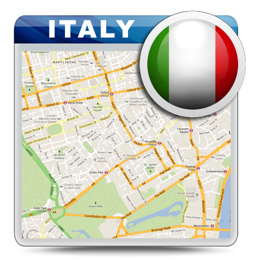 Free Offline Map on