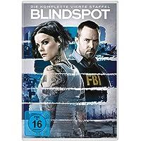 Blindspot - Die komplette vierte Staffel [4 DVDs]